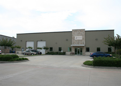 Campbell Road Industrial Park