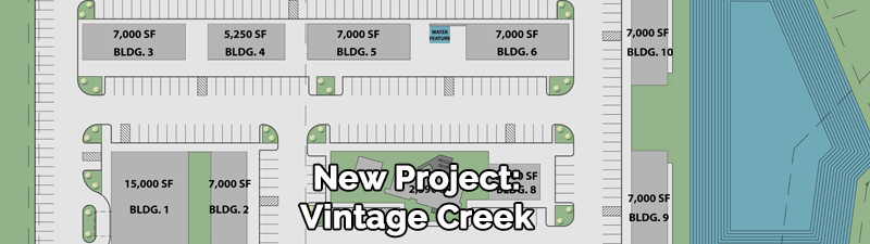 New Project: Vintage Creek