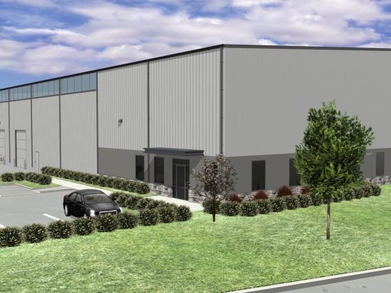 Pasadena- Houston Industrial Development One- Rendering-2