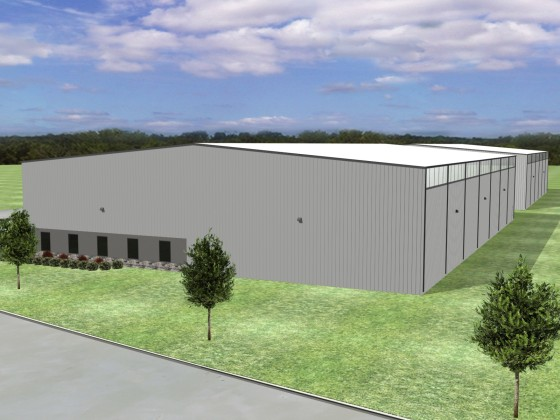 Pasadena- Houston Industrial Development One- Rendering-3