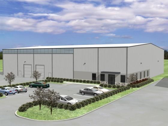 Pasadena- Houston Industrial Development One- Rendering-4