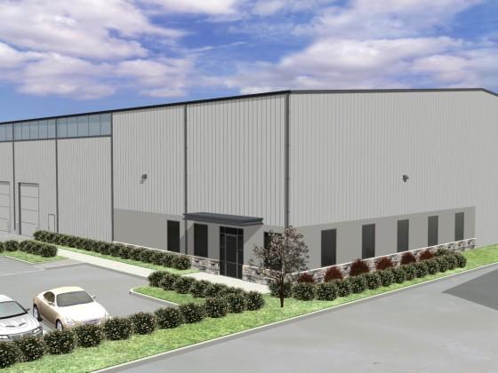 Pasadena- Houston Industrial Development One- Rendering-5
