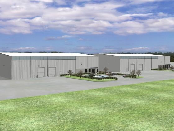 Pasadena- Houston Industrial Development One- Rendering-6