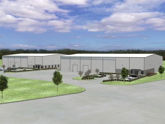 Pasadena- Houston Industrial Development One- Rendering-7