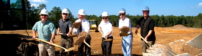 North Frazier Groundbreaking Ceremony